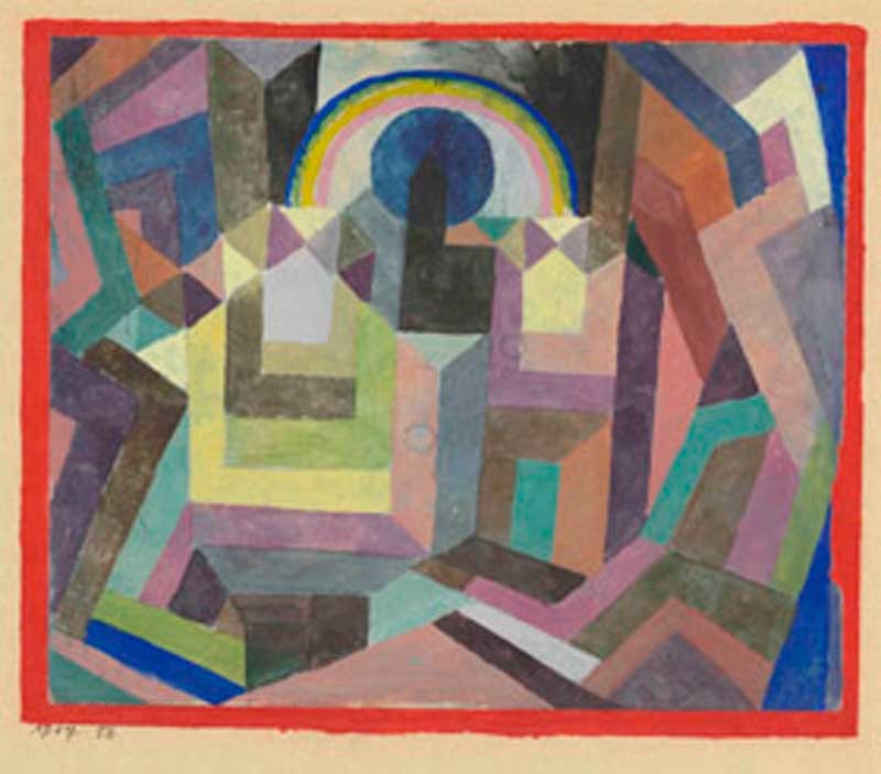 Paul Klee: Master of the Bauhaus